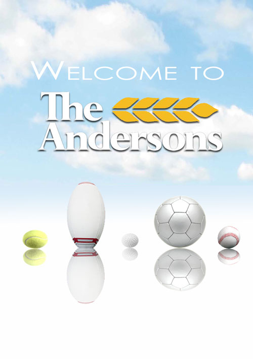 Welcome to The Andersons